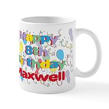 Maxwell's 8th Birthday Mug