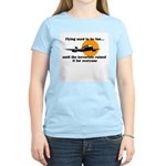 Flying used to be fun Women's Light T-Shirt
