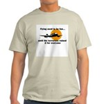 Flying used to be fun Light T-Shirt