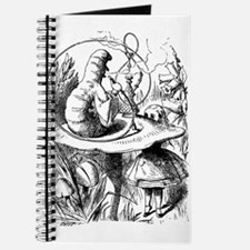 Alice meets the Caterpillar Journal