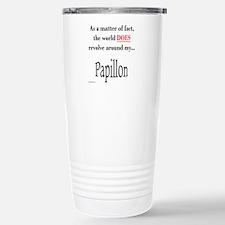 Papillon World Travel Mug