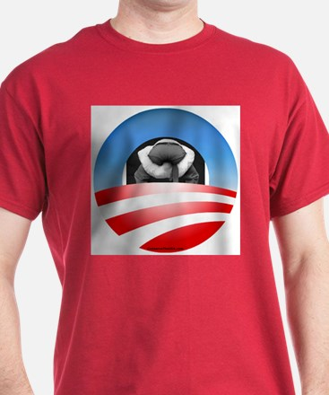 """Typical Obama Supporter"" T-Shirt"