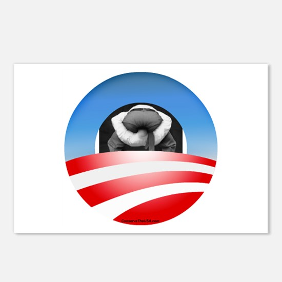 """""""Typical Obama Supporter"""" Postcards (Package of 8)"""