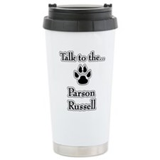 Parson Talk Travel Mug