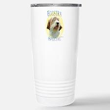 Eggstra Special PBGV Stainless Steel Travel Mug