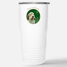 PBGV Peace Travel Mug