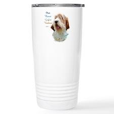 PBGV Best Friend 1 Travel Coffee Mug
