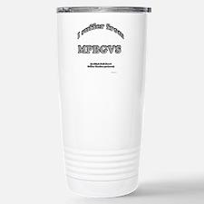 SyndromeTemp Stainless Steel Travel Mug