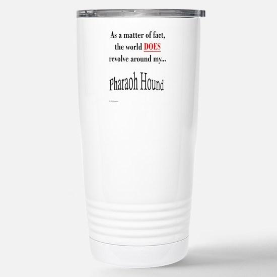 Pharaoh World Stainless Steel Travel Mug