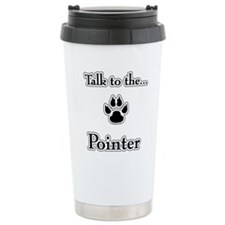Pointer Talk Travel Coffee Mug