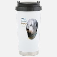 Lowland Best Friend 1 Stainless Steel Travel Mug