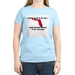Voting used to be fun Women's Light T-Shirt