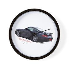Porshe Carrera Wall Clock