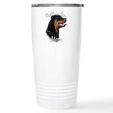 Rottweiler Mom2 Travel Mug