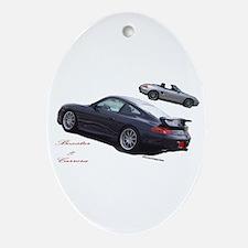 Carrera & Boxster Oval Ornament