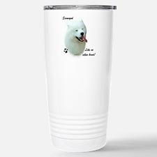 Samoyed Breed Travel Mug