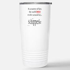 Schipperke World Travel Mug