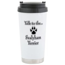 Sealy Talk Travel Mug