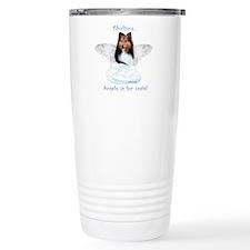 Sheltie Angel Travel Mug