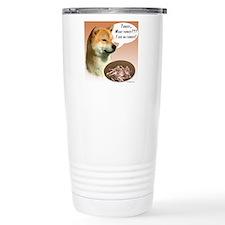 Shiba Turkey Travel Mug