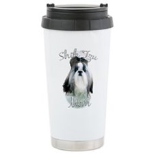 Shih Tzu Mom2 Travel Mug