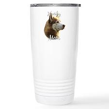 Husky Mom2 Travel Mug