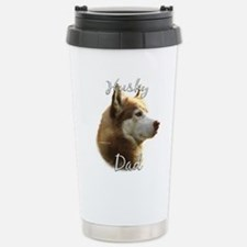 Husky Dad2 Stainless Steel Travel Mug