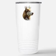 Husky Dad2 Travel Mug