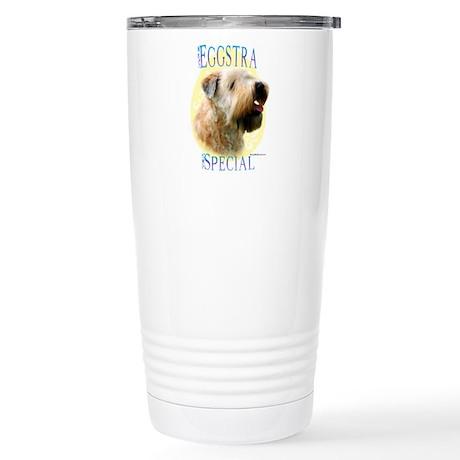 Eggstra Special Wheaten Stainless Steel Travel Mug