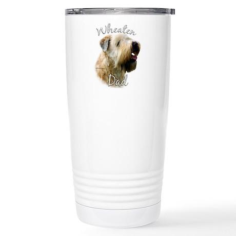 Wheaten Dad2 Stainless Steel Travel Mug