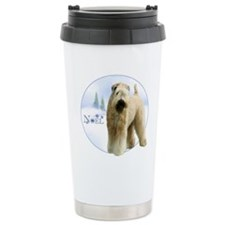 Wheaten Noel Travel Coffee Mug