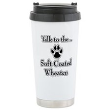 Wheaten Talk Travel Mug