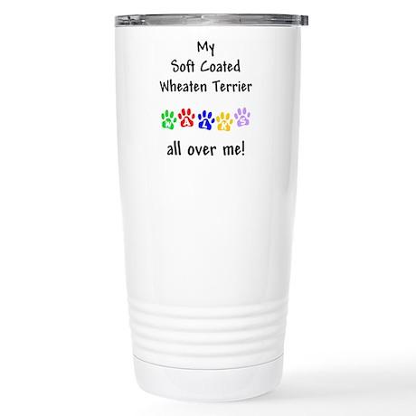 Wheaten Walks Stainless Steel Travel Mug