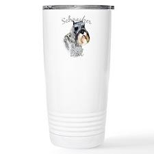 Std. Schnauzer Dad2 Travel Mug