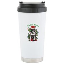 Std.Schnauzer 'Tis Travel Mug