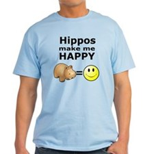 Light Hippos Shirt