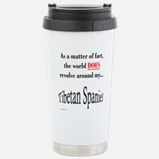 Tibbie World Stainless Steel Travel Mug