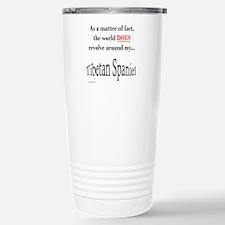 Tibbie World Travel Mug