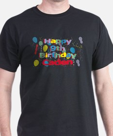 Caden's 9th Birthday T-Shirt