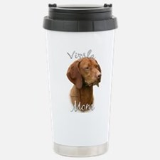 Vizsla Mom2 Stainless Steel Travel Mug