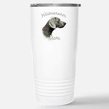 Weimaraner Mom2 Travel Mug