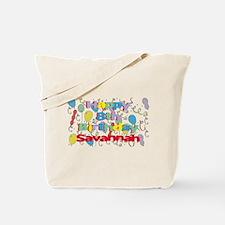 Savannah's 8th Birthday Tote Bag