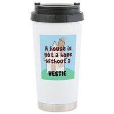 Westie Home Travel Mug