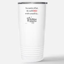 Whippet World Stainless Steel Travel Mug
