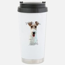 Wire Fox Mom2 Travel Mug