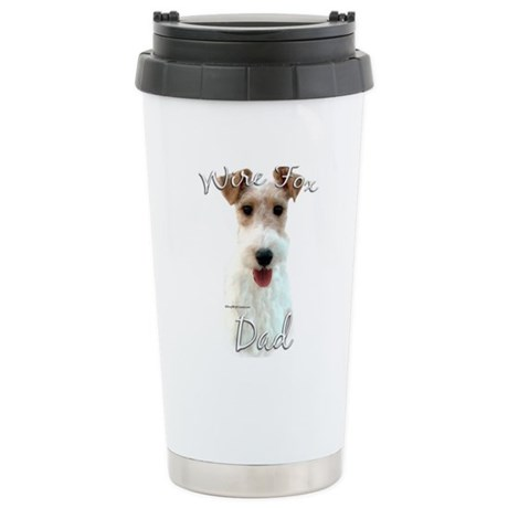 Wire Fox Dad2 Stainless Steel Travel Mug