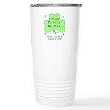 Wirehaired Griffon Heaven Travel Mug