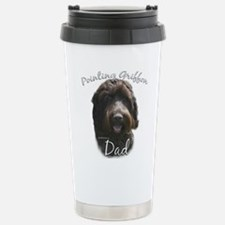Griffon Dad2 Stainless Steel Travel Mug
