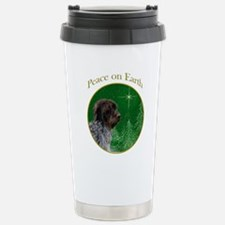 WPG Peace Stainless Steel Travel Mug