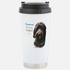 Wirehaired Best Friend 1 Stainless Steel Travel Mu